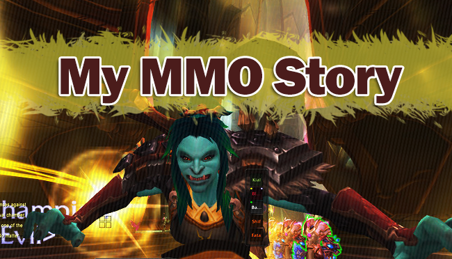MMOnday: My MMO Story
