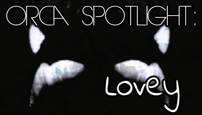 Spotlight on Lovey | WhaleWednesday