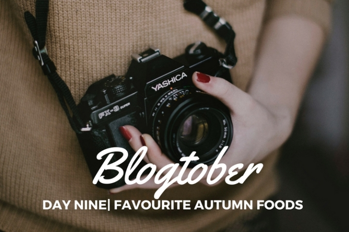 Blogtober| Day Ten – An Autumn Selfie