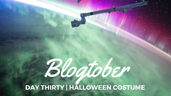 Blogtober| Day Thirty – Halloween Costume