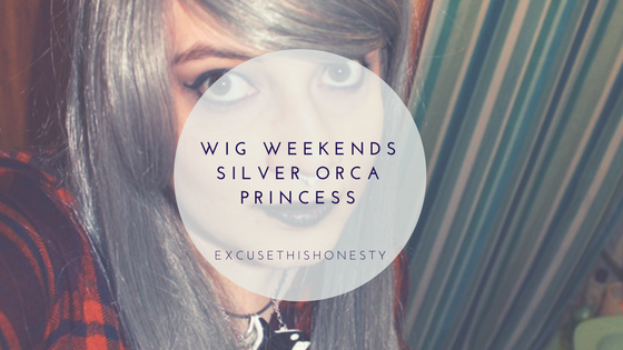 Wig Weekends | Weekend One – Silver Orca Princess